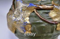 Amphora Pottery Art Nouveau vase Turn Teplitz c. 1901/02 Attributed to RS&K