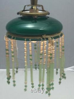Art Nouveau Lamp