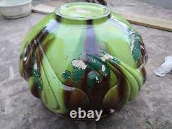 BRETBY JARDINIERE Art Pottery Arts & Crafts Art Nouveau BRETBY PLANT STAND