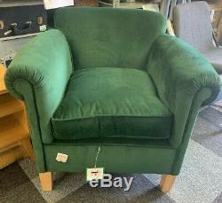 John Lewis Emerald Green ArmChair RRP 699