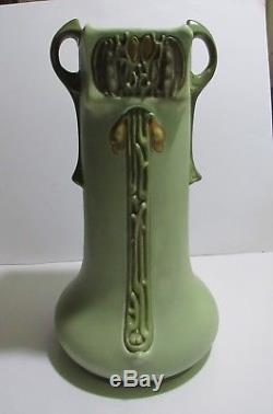 Julius Dressler Amphora Austria Vase Art Nouveau Beauty