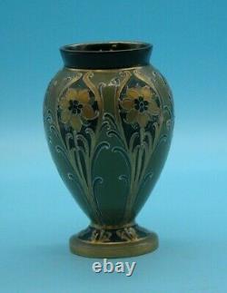 Macintyre (Moorcroft) miniature vase