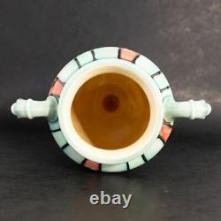 Minton Pottery Tall Secessionist Art Nouveau Vase