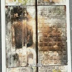 Reclaimed Original Antique Pair Beauties Tiles Possibly Mintons