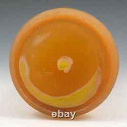 Signed Galle Cameo Glass Vase c1905