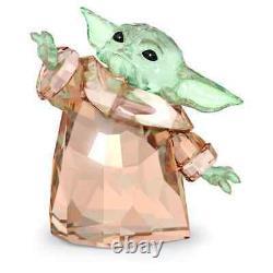 Swarovski Star Wars Collector 5506805, 5508806, 5506807,5583201 Baby Yoda